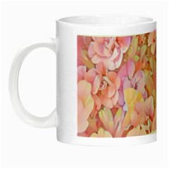 Lovely Floral 36a Night Luminous Mugs