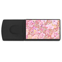 Lovely Floral 36a USB Flash Drive Rectangular (4 GB)