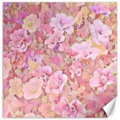 Lovely Floral 36a Canvas 20  x 20