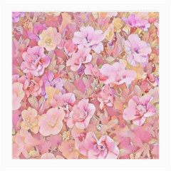 Lovely Floral 36a Medium Glasses Cloth (2-Side)