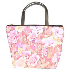 Lovely Floral 36a Bucket Bags