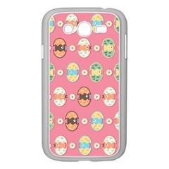 Cute Eggs Pattern Samsung Galaxy Grand DUOS I9082 Case (White)