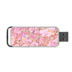 Lovely Floral 36a Portable USB Flash (Two Sides)