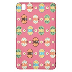 Cute Eggs Pattern Samsung Galaxy Tab Pro 8.4 Hardshell Case