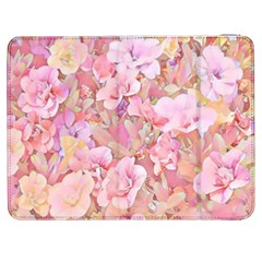 Lovely Floral 36a Samsung Galaxy Tab 7  P1000 Flip Case