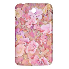 Lovely Floral 36a Samsung Galaxy Tab 3 (7 ) P3200 Hardshell Case