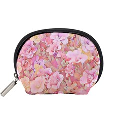 Lovely Floral 36a Accessory Pouches (Small)