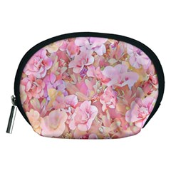 Lovely Floral 36a Accessory Pouches (Medium)