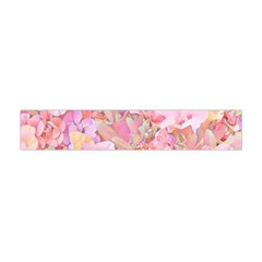 Lovely Floral 36a Flano Scarf (Mini)