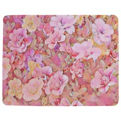 Lovely Floral 36a Jigsaw Puzzle Photo Stand (Rectangular)