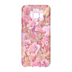 Lovely Floral 36a Samsung Galaxy S8 Hardshell Case