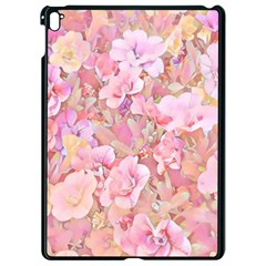 Lovely Floral 36a Apple iPad Pro 9.7   Black Seamless Case