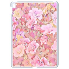 Lovely Floral 36a Apple Ipad Pro 9 7   White Seamless Case