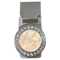 Lovely Floral 36b Money Clips (CZ)