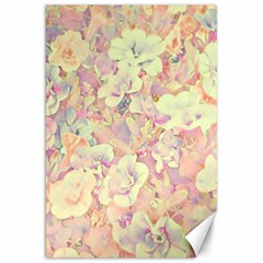 Lovely Floral 36b Canvas 20  x 30