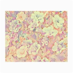 Lovely Floral 36b Small Glasses Cloth (2-Side)