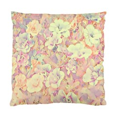 Lovely Floral 36b Standard Cushion Case (One Side)