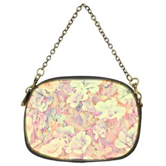 Lovely Floral 36b Chain Purses (two Sides)