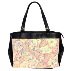 Lovely Floral 36b Office Handbags (2 Sides)