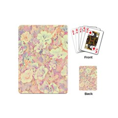 Lovely Floral 36b Playing Cards (Mini)