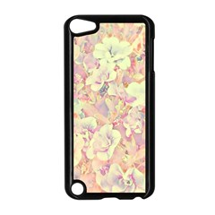 Lovely Floral 36b Apple Ipod Touch 5 Case (black)