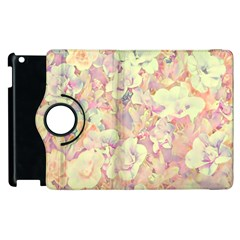 Lovely Floral 36b Apple iPad 2 Flip 360 Case