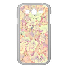 Lovely Floral 36b Samsung Galaxy Grand DUOS I9082 Case (White)