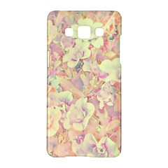 Lovely Floral 36b Samsung Galaxy A5 Hardshell Case