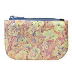 Lovely Floral 36b Large Coin Purse