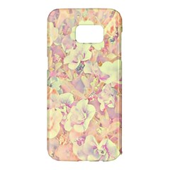 Lovely Floral 36b Samsung Galaxy S7 Edge Hardshell Case