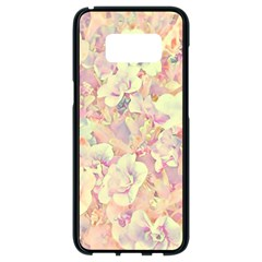 Lovely Floral 36b Samsung Galaxy S8 Black Seamless Case