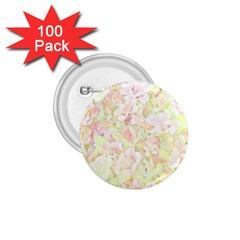 Lovely Floral 36c 1.75  Buttons (100 pack)