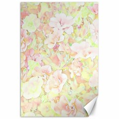 Lovely Floral 36c Canvas 20  x 30