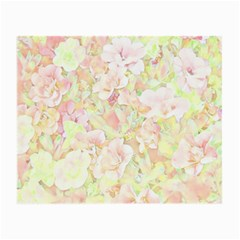 Lovely Floral 36c Small Glasses Cloth (2-Side)