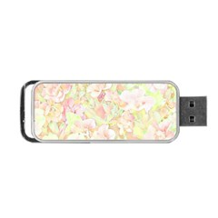 Lovely Floral 36c Portable USB Flash (Two Sides)