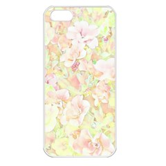 Lovely Floral 36c Apple Iphone 5 Seamless Case (white)