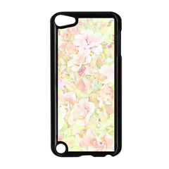 Lovely Floral 36c Apple iPod Touch 5 Case (Black)