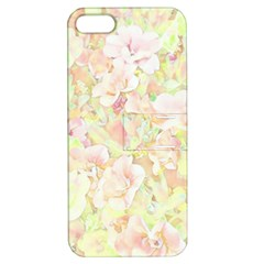 Lovely Floral 36c Apple iPhone 5 Hardshell Case with Stand