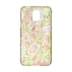 Lovely Floral 36c Samsung Galaxy S5 Hardshell Case