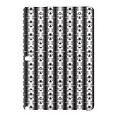 Pattern Background Texture Black Samsung Galaxy Tab Pro 10 1 Hardshell Case
