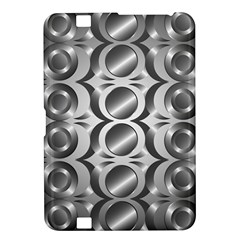 Metal Circle Background Ring Kindle Fire HD 8.9
