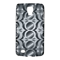 Metal Circle Background Ring Galaxy S4 Active