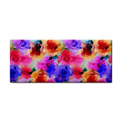 Floral Pattern Background Seamless Cosmetic Storage Cases