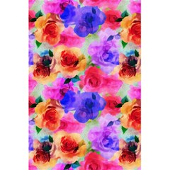 Floral Pattern Background Seamless 5.5  x 8.5  Notebooks