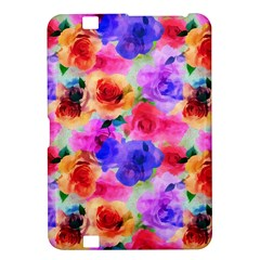 Floral Pattern Background Seamless Kindle Fire Hd 8 9