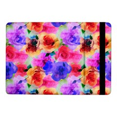 Floral Pattern Background Seamless Samsung Galaxy Tab Pro 10.1  Flip Case