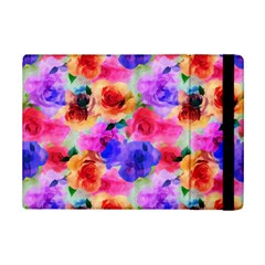 Floral Pattern Background Seamless Ipad Mini 2 Flip Cases