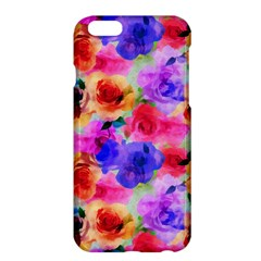 Floral Pattern Background Seamless Apple Iphone 6 Plus/6s Plus Hardshell Case