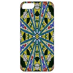 Kaleidoscope Background Apple iPhone 5 Classic Hardshell Case