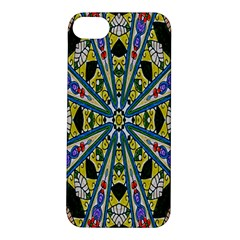 Kaleidoscope Background Apple Iphone 5s/ Se Hardshell Case
